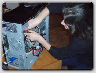 Computer Repair and Help, Redding, CA. Call 530-356-4652 Kaycee Smith Computer Angel